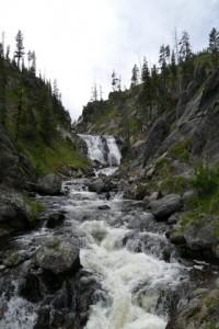 Mystic Falls Yellowstone NP