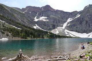 Crypt Lake Trail Waterton NP