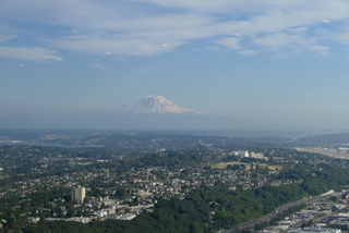 Mont Rainier: Seattle