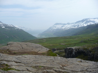 Seydisfjordur,village de pêcheurs