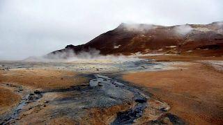 Hverir, autour du lac Myvatn