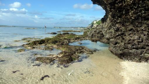 plage péninsule de Bukit