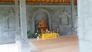Brahama Vihara Arama, temple bouddhiste de Bali