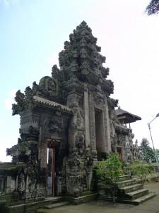 Temple de Bangli, Bali