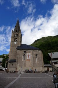 Eglise de Vallouise