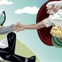 Ciência e fé (superamigas)