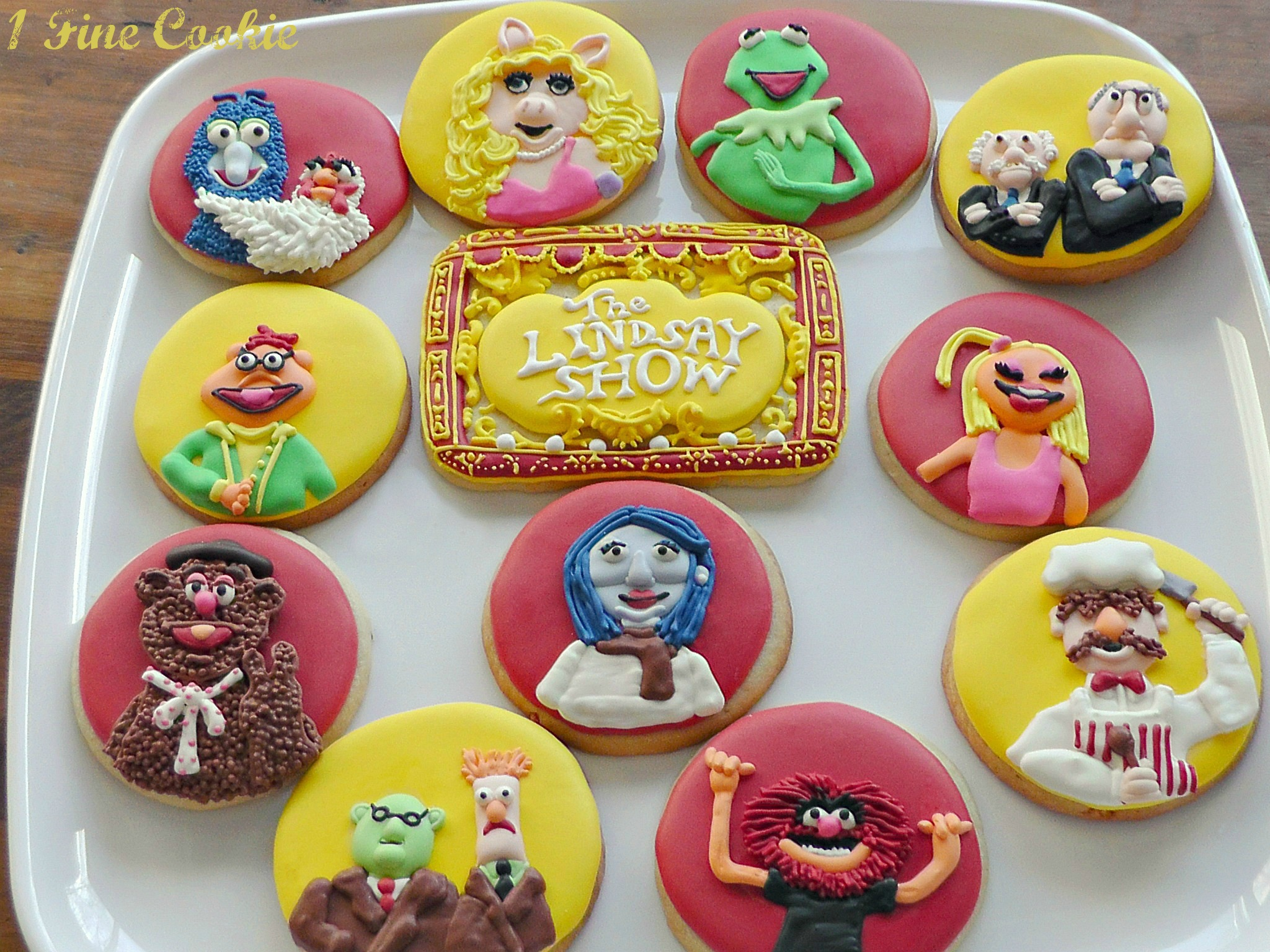 Project The Muppet Show  - 1 Fine Cookie
