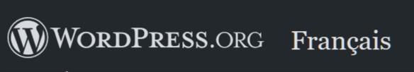 Le site Français WordPress.org