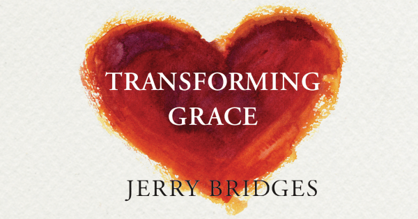 Transforming Grace, a book from the late acclaimed author and speaker, Jerry Bridges provides readers with a full-bodied understanding of what grace is and how it should guide our Christian lifestyles. The book is filled with several credit examples and quotes and includes a thorough study guide that helps leaders to guide others in their understanding.