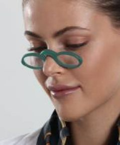 Cestovné MINI okuliare tm.tyrkys
