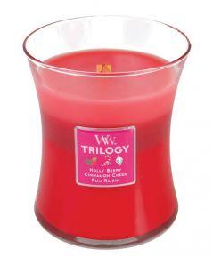 Holly Berry - Trilogy sviečka 566908/HCR