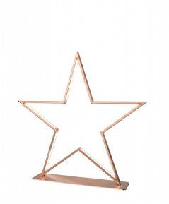 LED dekorácia hviezda veľká 72136