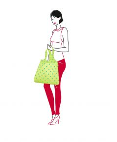Nákupná taška Reisenthel Lemon dots