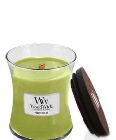 Perfect pear - WoodWick sviečka 789004/P