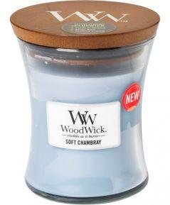 Soft chambray- WoodWick sviečka 789004/S