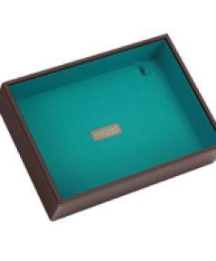 Šperkovnica stredná 70489 hnedá2