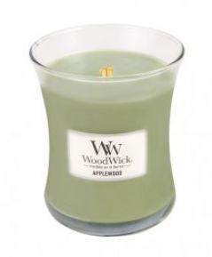 Applewood - WoodWick sviečka