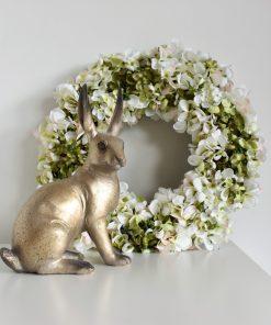 Dekoračný zajac 27cm
