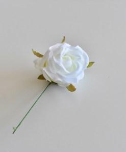 Mini biela ruža