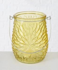 svietnik-skleneny-mela-zlty-14cm