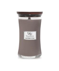 woodwick-sviecka-black-amber-citrus-609g