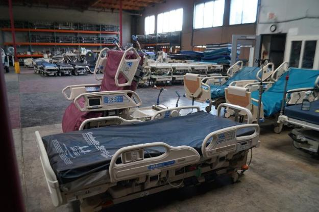 Hospital Direct Medical Equipment Warehouse San Diego