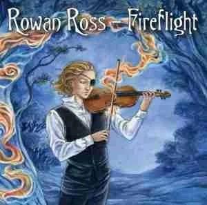 Rowan Ross - Fireflight Cover