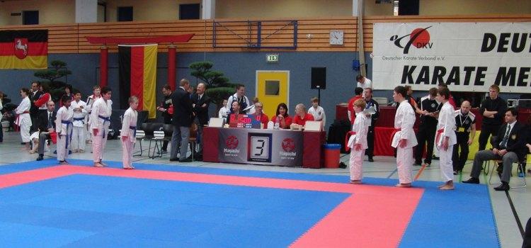 Deutsche Karate Meisterschaft der Schüler 2010