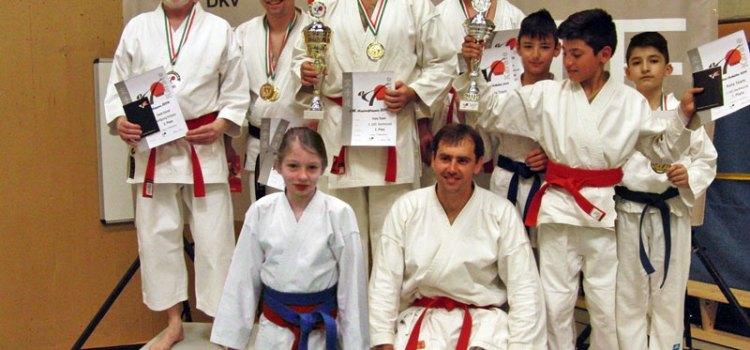 LM der Masterklassen – LM Kinder u. Schüler 2014