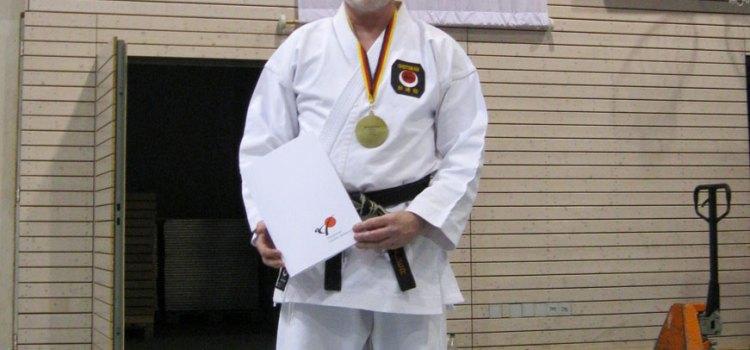 Deutsche Karate Meisterschaften der Masterklasse 2010