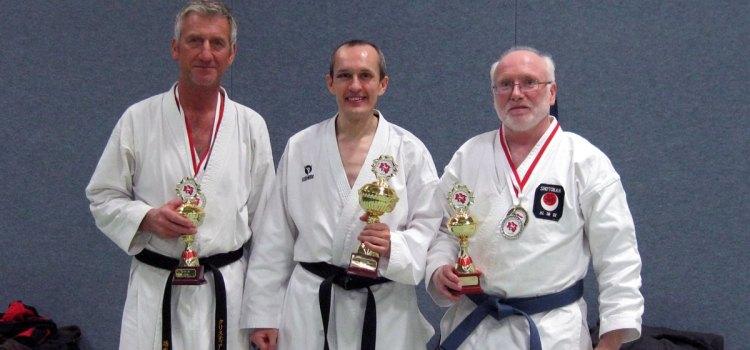 Karate Landesmeisterschaft der Masterklasse 2011 Niedersachsen