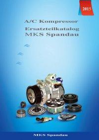 MKS Spandau - Kompressorparts Katalog 2015