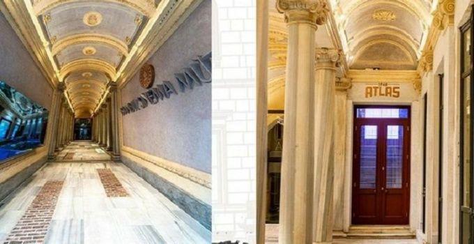 Atlas Sineması ile İstanbul Sinema Müzesi açılıyor