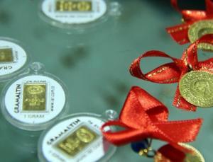 Haftaya yükselişle başlayan altının gram fiyatı 404 liradan işlem görüyor
