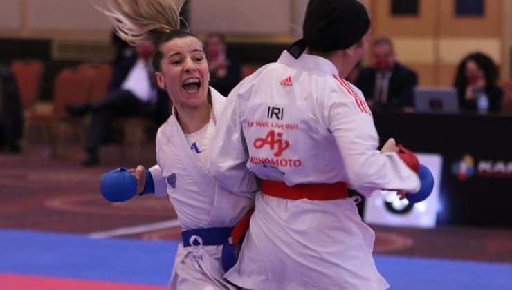 Karate 1 Premier League İstanbul'da Start aldı
