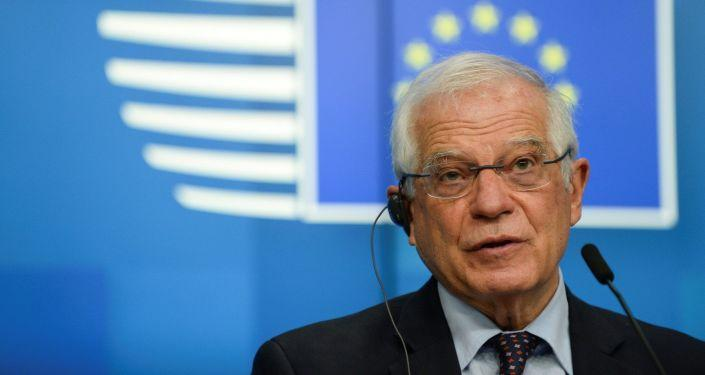 AB Yüksek Temsilcisi Borrell: Düzensiz göç, Avrupa sorunudur