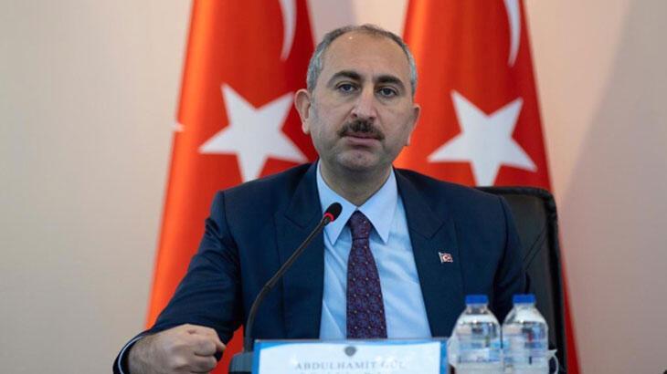 Adalet Bakanı Gül'den 'İstanbul Sözleşmesi' açıklaması