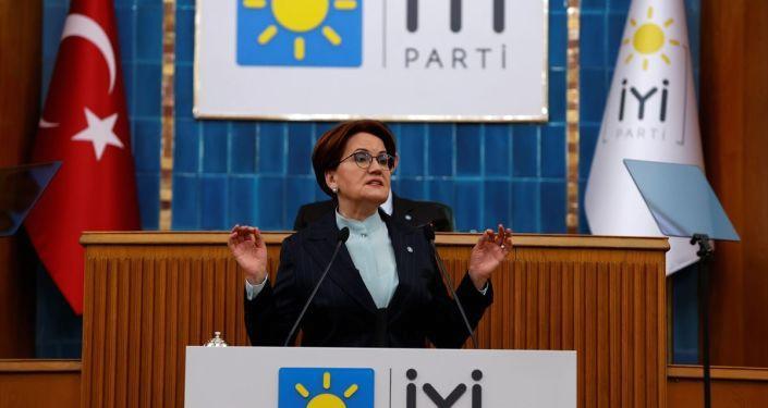 Akşener, İstanbul Sözleşmesi konuşmasını paylaştı: Kadının hakkını, hukukunu çiğnetmeyeceğiz