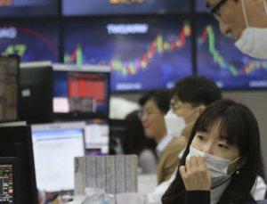 Asya borsaları global borsalardaki satışa paralel geriledi