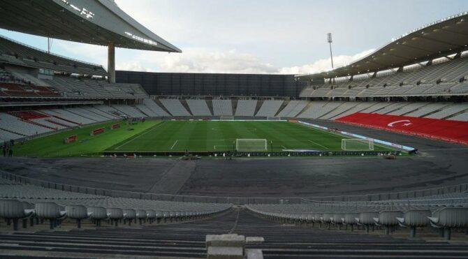Atatürk Olimpiyat Stadyumu'nda 2 bin 779 gün sonra milli heyecan