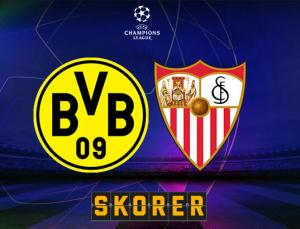 Borussia Dortmund-Sevilla muhtemel 11'ler