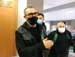 Defne Samyeli şikayetçi olmuştu! Mustafa Sandal hakim karşısına çıktı