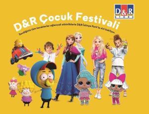 D&R Çocuk Festivali (29 Ocak-2 Şubat)
