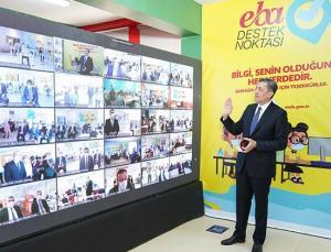 EBA TV artık yurt dışında da hizmette