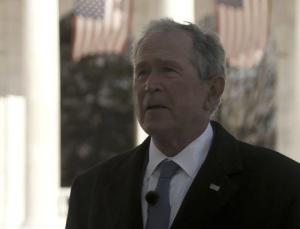 Eski ABD Başkanı Bush'tan ülkedeki kayıtsız göçmenlere 'vatandaşlık verilmesi' çağrısı