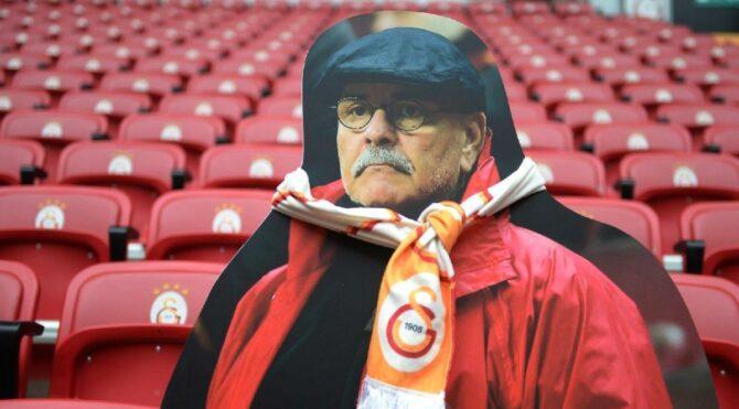 Galatasaray Kulübü, Rasim Öztekin'i unutmadı: Her zamanki yerinde…