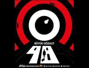 George Orwell'ın kült romanı 1984 (Büyük Gözaltı) tiyatro sahnesinde!