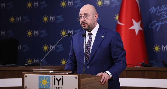 İYİ Parti: İktidar şiddeti, tacizi, ölümleri sadece izler ama İstanbul Sözleşmesi yaşatır