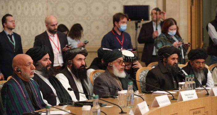 Moskova Konferansı: Afganistan hükümetiyle Taliban, barış görüşmelerini hızlandırmak için anlaştı