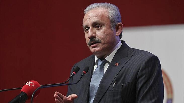 TBMM Başkanı Mustafa Şentop'tan, tarihçi Mehmet Genç için taziye mesajı